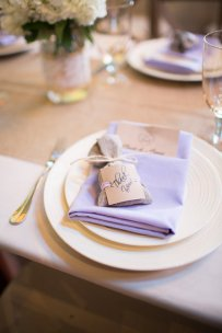 Lavender wedding favour bags, by RescueMyWedding on etsy.com