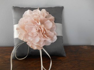 Ring pillow, by astylishdesign on etsy.com