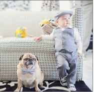 Ringbearer suit and cap (so cute!), by finehandmadeclothing on etsy.com