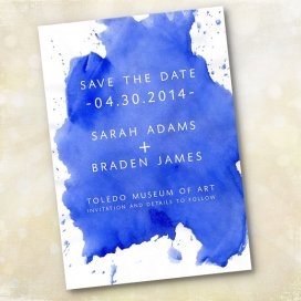 Save the date, by SproullieDesigns on etsy.com