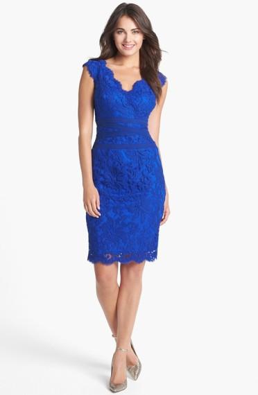 Tadashi Shoji dress, from nordstrom.com