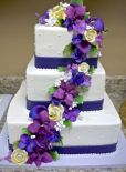 Wedding cake inspiration {via buffalobrides.com}