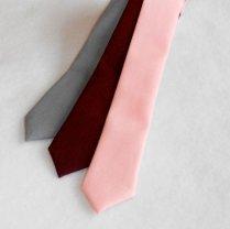 Men's skinny ties, by kellybowbelly on etsy.com