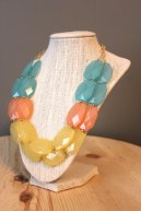 Statement necklace, by ShopFrenchie on etsy.com