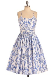 Two if by tea dress, from modcloth.com