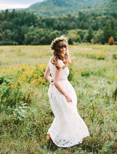 Wedding dress, by Loveweddinganna on etsy.com