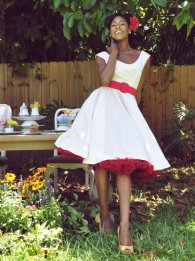 1950s-style dress - www.etsy.com/shop/MissBrache