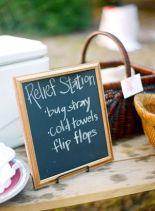 Have a relief station! {via iloveswmag.com}