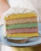 Layered wedding cake {via sweetpaulmag.com}