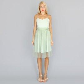 Mint bridesmaid dress - www.etsy.com/shop/dahlnyc