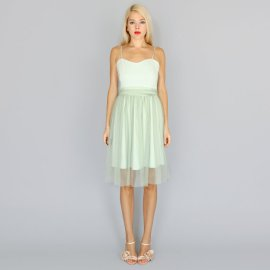 Mint bridesmaid dress - www.etsy.com/shop/dahlnyc