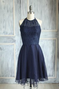 Navy bridesmaid dress - www.etsy.com/shop/RenzRags