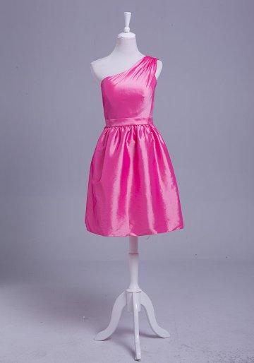 Pink bridesmaid dress - www.etsy.com/shop/HonFountain