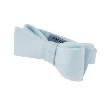 Powder-blue bow tie - www.etsy.com/shop/marcelloneckwear