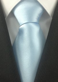 Powder-blue men's necktie - www.etsy.com/shop/TheNecktieShop