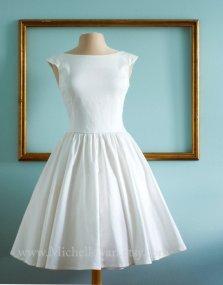 Reception dress - www.etsy.com/shop/MichyLouDotCom
