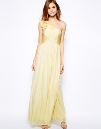 Coast goddess maxi dress - asos.com