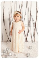 Ivory flower girl dress - www.etsy.com/shop/AshleyMarieBerry