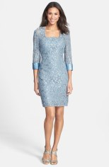 JS Collections embellished lace dress and jacket - nordstrom.com