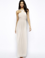 Little Mistress maxi dress - asos.com