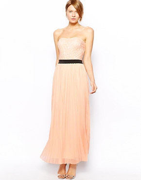 Love lace maxi dress - asos.com