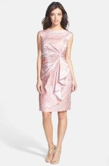 Maggy London Peony Jacquard Dress - nordstrom.com
