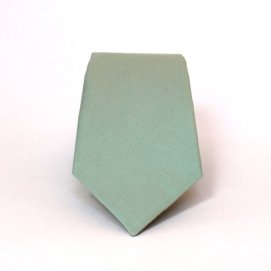 Men's sage green tie - www.etsy.com/shop/HandmadeByEmy