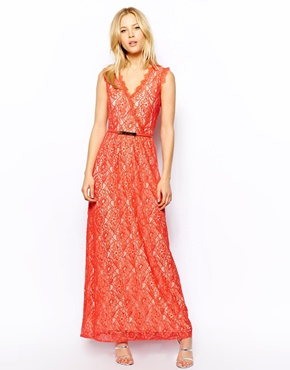 Oasis sleeveless maxi dress - asos.com