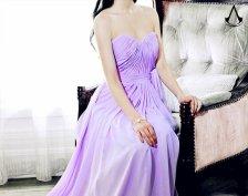 Purple bridesmaid dress - www.etsy.com/shop/BALANCEVALUE