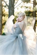 Sareh Nouri 2014 Bridal Gown {via sweetvioletbride.com}
