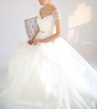 Wedding dress (US$1220) - www.etsy.com/shop/LAmei
