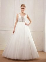 Wedding dress (US$731) - www.etsy.com/shop/BridalLounge