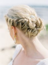 Braided hairstyle {via chicvintagebrides.com}