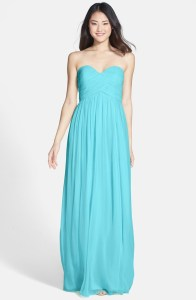 Donna Morgan bridesmaid dress - www.nordstrom.com