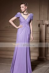 Purple wedding dress - www.etsy.com/shop/HotKiss