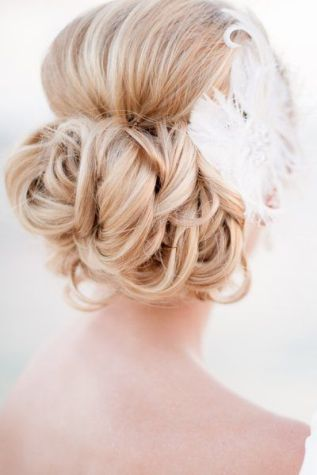 Soft low updo {via destinationido.com}