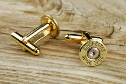 Bullet cufflinks - www.etsy.com/shop/BulletDesigns
