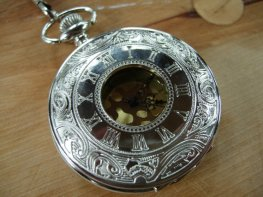 Men's pocketwatch - www.etsy.com/shop/PocketWatchShoppe