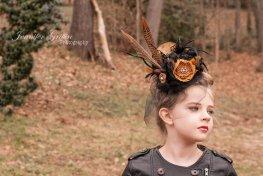 Steampunk headpiece - www.etsy.com/shop/LilyMairi