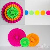 Decorative pinwheels - www.etsy.com/shop/peckled