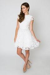 Lace reception dress - www.etsy.com/shop/Dreamersandlovers