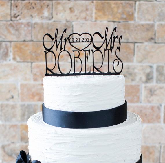 Personalised Wedding Cake Topper Figurines