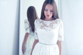Reception dress - www.etsy.com/shop/CarouselFashion
