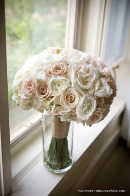 Wedding bouquet idea {via thefrenchbouquettulsa.com}