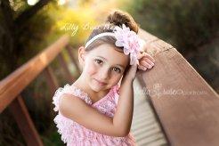 Pale pink flower girl dress - www.etsy.com/shop/LillyBowPeep