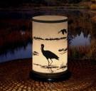 Shoji candle lantern - www.etsy.com/shop/earthsteps