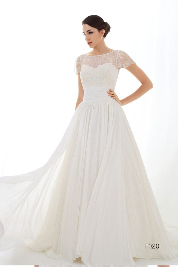 Wedding dresses from us sellers the merry bride for Wedding dress on etsy