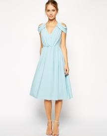 Asos midi dress, from asos.com
