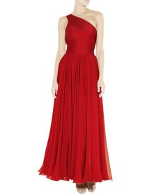 Red bridesmaid dress - www.etsy.com/shop/ElliotClaireDresses