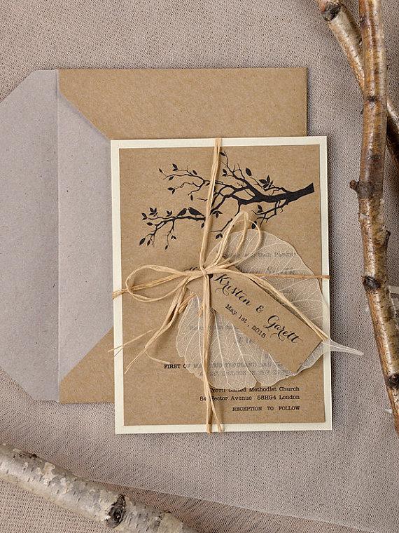 Wedding Invitations On Etsy